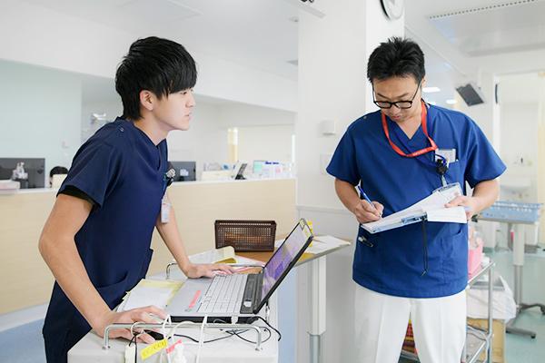 医療安全管理部   太田記念病院